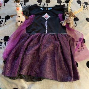 NWT Disney Frozen Anna dress, 8/10